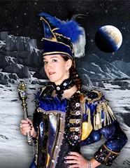 HDH Grote Prins Es d'n Urste van Rommelgat (Esther Wouters-Verdaat) | Motto: Mee zun alle lekker shinen!