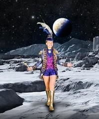 Jeugdprinses Stella  (Stella Wouters) | Motto: Met carnaval is iedereen een Ster!