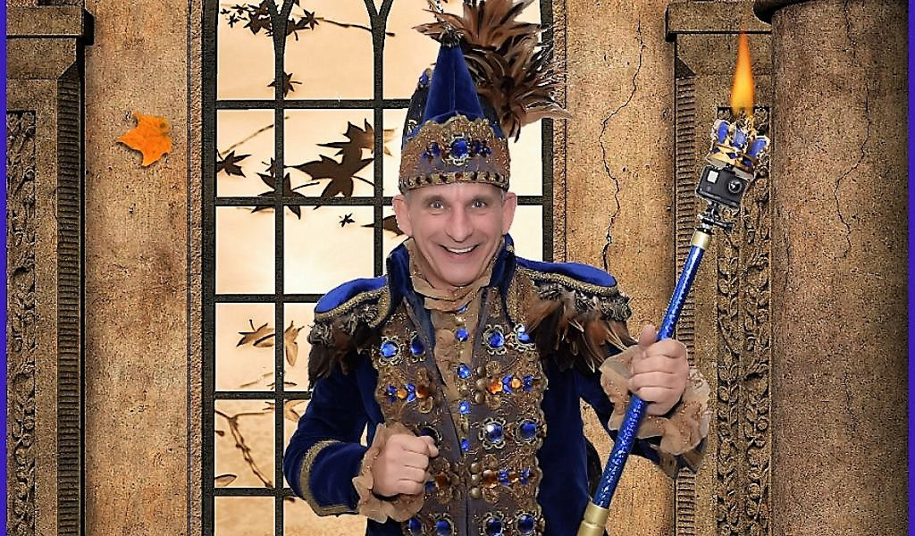 Prins Televisiekus (Johan Vlemmix) | Motto: De Kroon op Carnaval